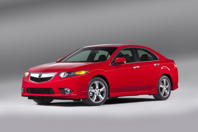 Acura TSX For Sale The Car Connection - Tsx acura for sale
