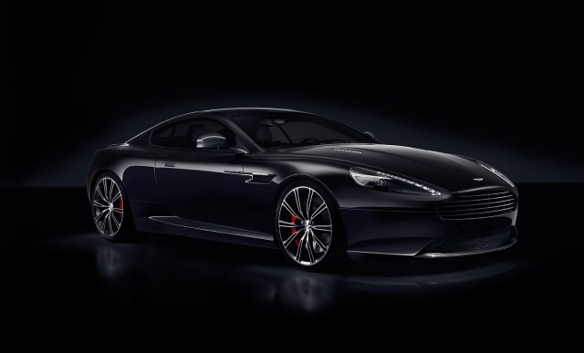 Aston Martin Db9 Gets New Carbon Special Editions Video