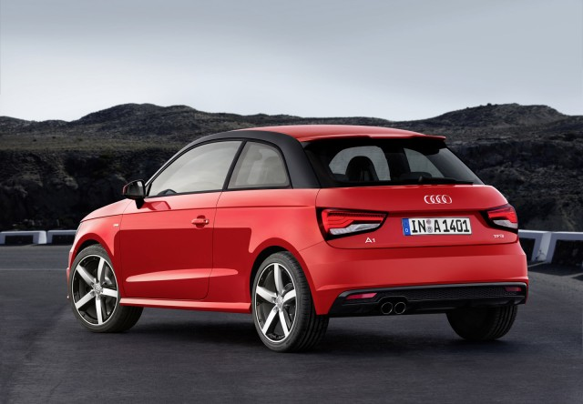 first details on next gen audi a1 due in 2018. Black Bedroom Furniture Sets. Home Design Ideas
