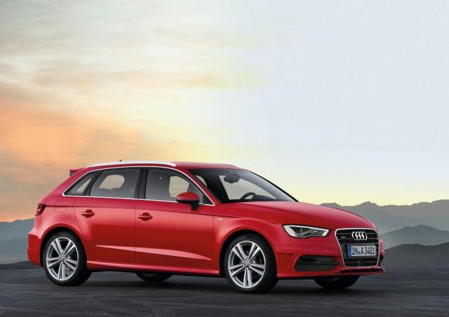 2014 Audi A3 Sportback