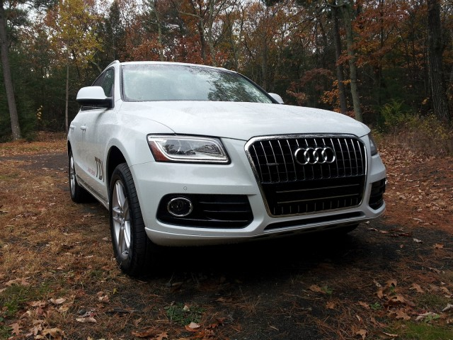 2017 Audi Q5 Tdi Catskill Mountains Oct