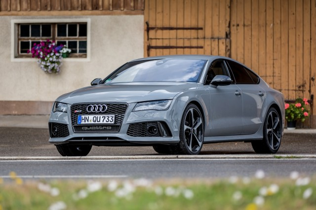 2014 Audi RS 7, First Drive