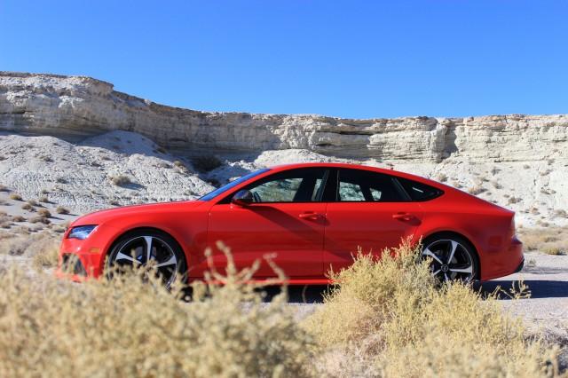 2014 Audi RS 7, Las Vegas, 2013