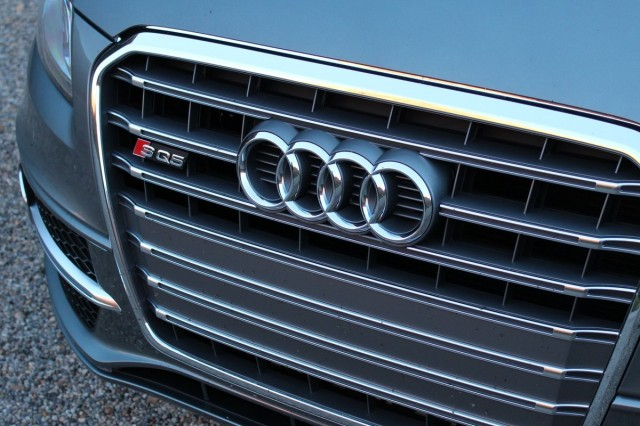 2014 Audi SQ5  -  First Drive, September 2013
