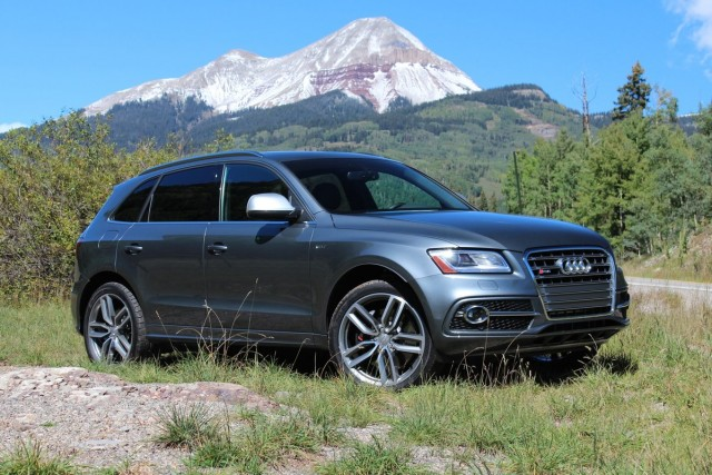 2014 audi sq5 first drive review page 2. Black Bedroom Furniture Sets. Home Design Ideas