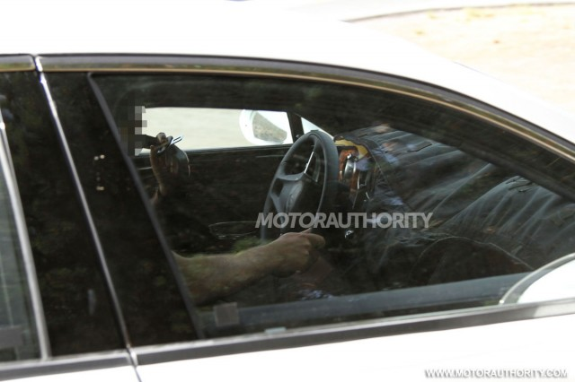 2014 Bentley Continental Flying Spur spy shots