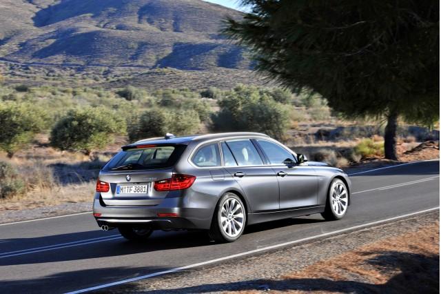 2014 BMW 3-Series Sports Wagon (European spec)