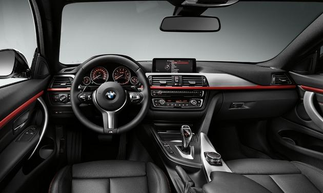2014 BMW 4-Series leaked images