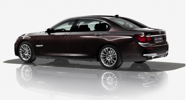2014 BMW 7-Series Horse Edition