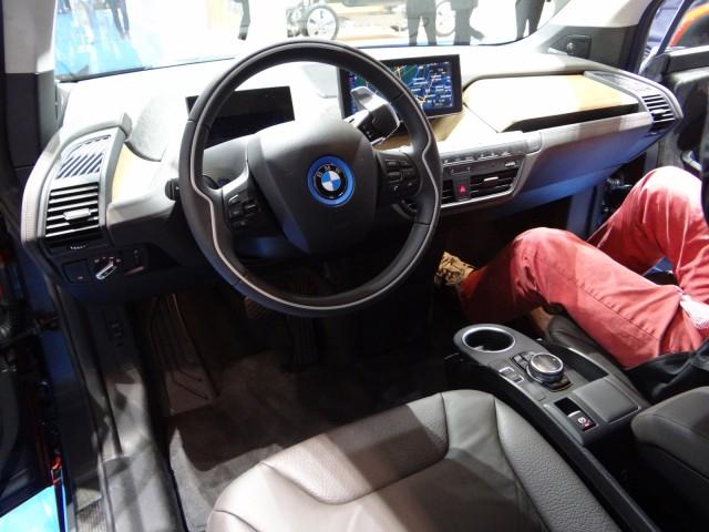 2014 BMW i3, 2013 Frankfurt Auto Show