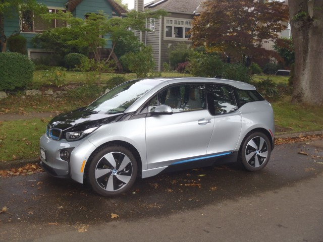Bmw I3 Sales Slow In Germany Will They Hold Up In States