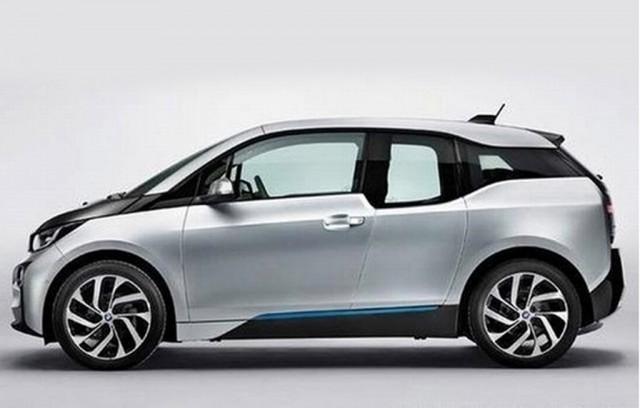 2014 BMW i3 leaked