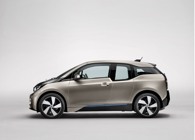 Bmw Ponders Production Boost For I3 Electric Car After High European