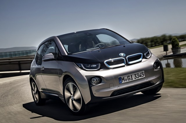 Belatedly Germany Follows California Offers Electric Car Incentives