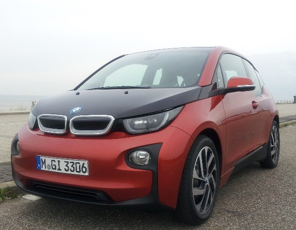 2014 BMW i3 Electric Car Rated At 81 Miles, 124 MPGe: BREAKING