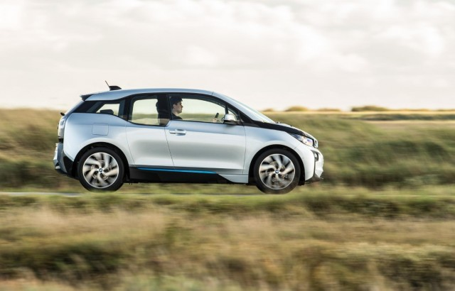 2014 BMW i3 REx 38HP Range Extender Vs 14000Foot Mountain Who