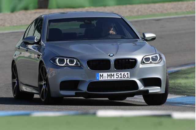 Rumored 30th Anniversary BMW M5 To Pack Around 600 Horsepower