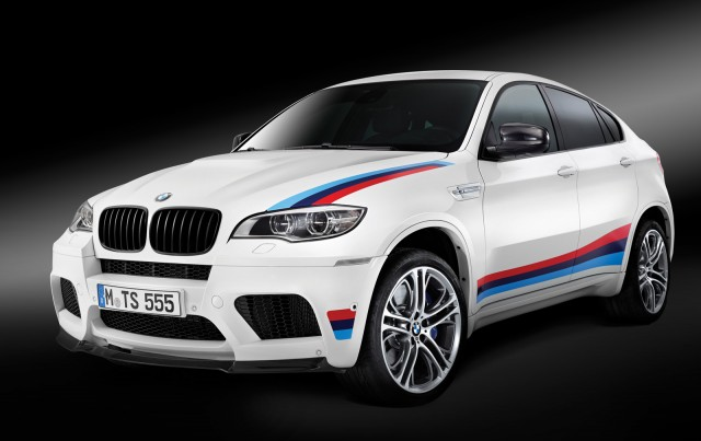 2014 BMW X6 M Design Edition