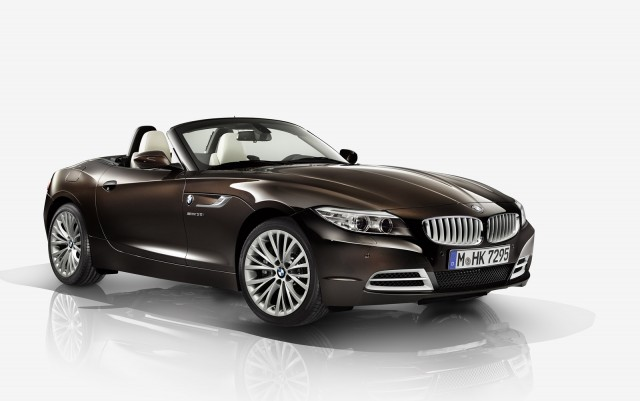 2015 BMW Z4 Pure Fusion Design