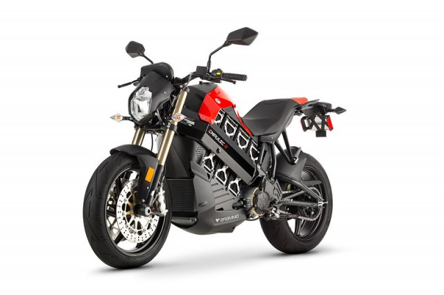 2014 Brammo Empulse electric motorcycle