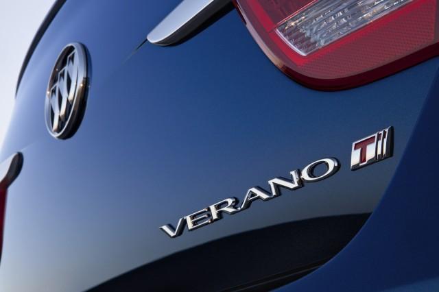 2017 Buick Verano Turbo