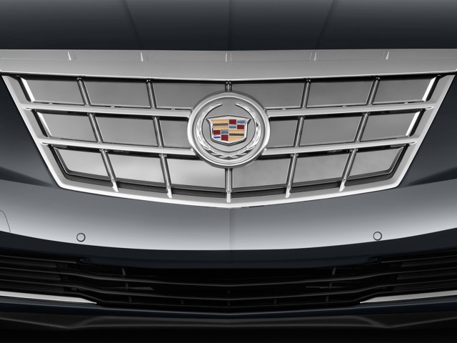 Grille - 2014 Cadillac ELR 2-door Coupe