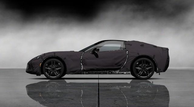 2014 Chevrolet Corvette (C7) prototype in Gran Turismo 5
