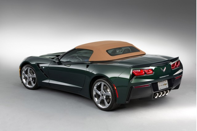2014 Chevrolet Corvette Stingray Premiere Edition Convertible Images