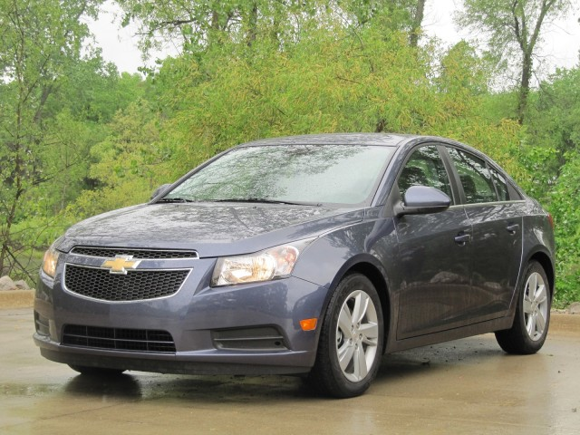 2014 Chevrolet Cruze Diesel, test drive in Hell, Michigan
