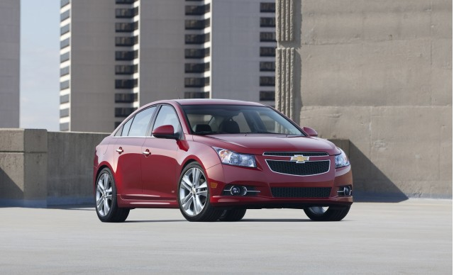 2017 Chevrolet Cruze Gasoline Sel Now Natural Gas Bi Fuel Conversion