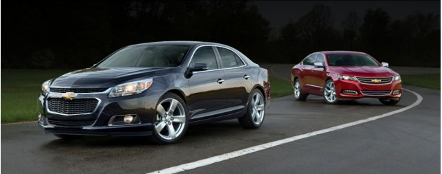 2014 Chevy Malibu Gas Mileage Making Eco Mild Hybrid Irrelevant Again
