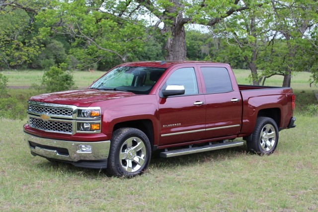 2014 Chevrolet Silverado 1500 Chevy Review Ratings Specs Prices