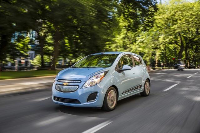 2017 Chevrolet Spark Ev