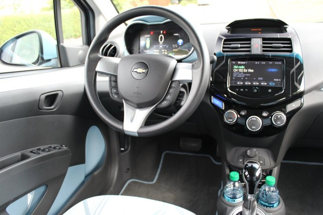 2015 chevrolet spark ev to go on sale in maryland this spring. Black Bedroom Furniture Sets. Home Design Ideas