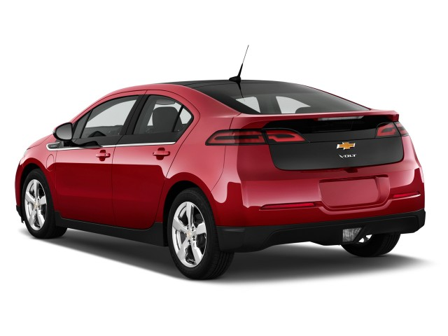2014 Chevrolet Volt Chevy Review Ratings Specs Prices And