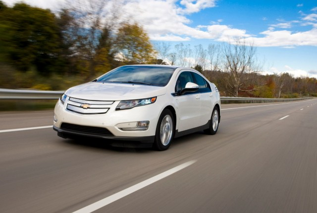 chevy volt owners manual 2012