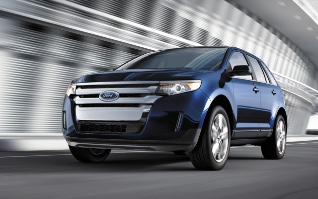 Ford Edge Investigated For Sudden Wheel Failure