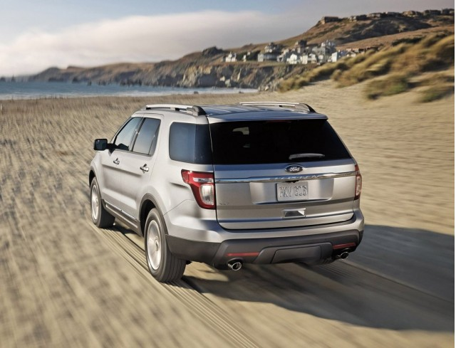 Ford Explorer Exhaust Leak >> Feds Investigating Ford Explorers Over Exhaust Leaking Into