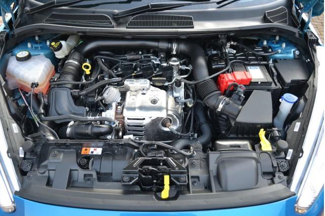 2014 Ford Fiesta 1.0 EcoBoost (European version)