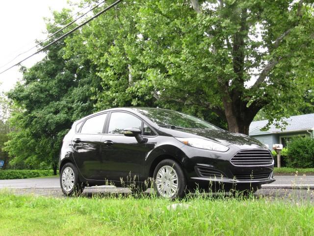 2014 Ford Fiesta EcoBoost SFE, Catskill Mountains, NY, Jun 2014
