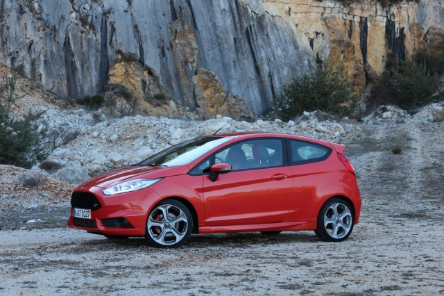 2014 Ford Fiesta ST (Euro spec)  -  First Drive, March 2013