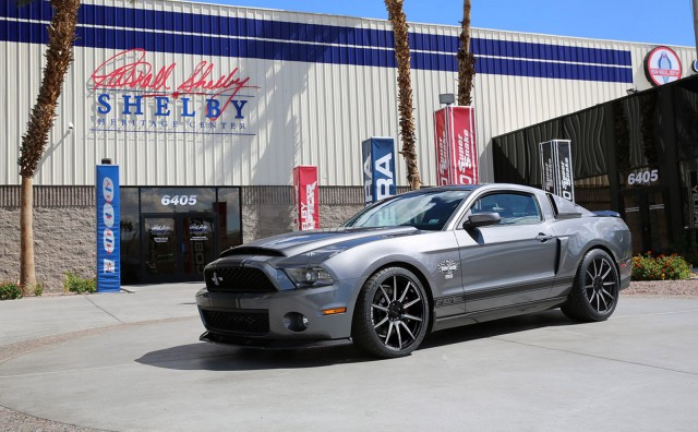 2014 Ford Shelby GT500 Super Snake Signature Edition