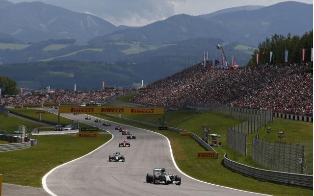 2014 Formula One Austrian Grand Prix