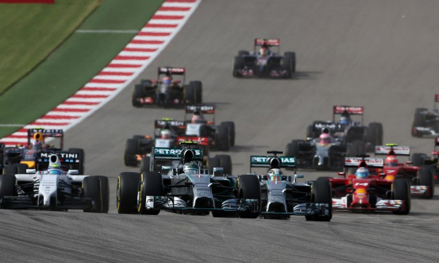 2014 Formula One United States Grand Prix