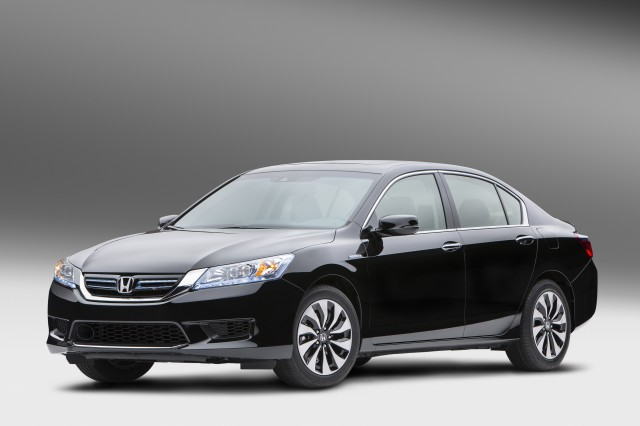 Good 2014 Honda Accord Hybrid