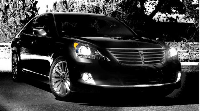 2014 Hyundai Equus preview