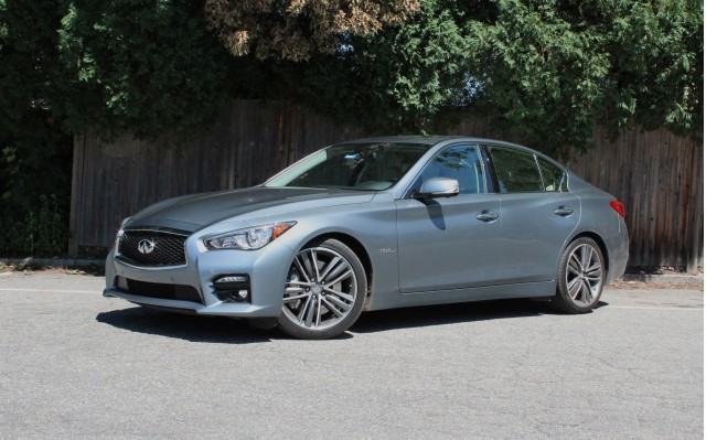 2014 infiniti q50 first drive review. Black Bedroom Furniture Sets. Home Design Ideas