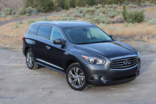 Infiniti QX60 Hybrid Gone From 2015 Lineup