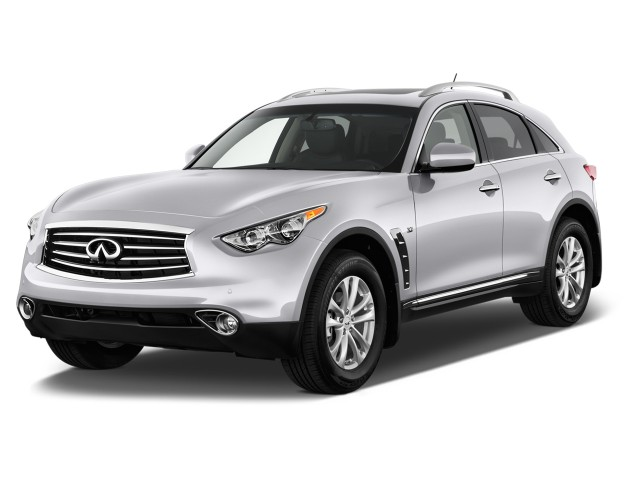 2014 INFINITI QX70 Review, Ratings, Specs, Prices, and ...
