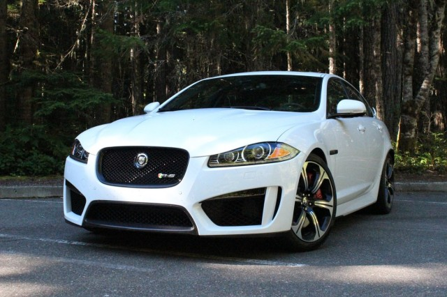 Wonderful 2014 Jaguar XFR S   First Drive, August 2013